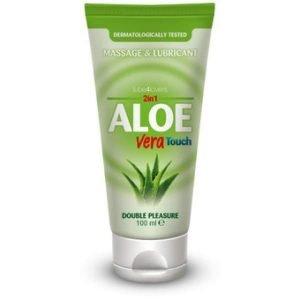 Aloe Vera Touch Lubrificante 100 ML