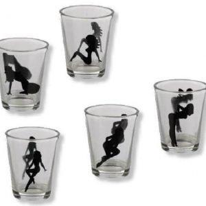 Bicchieri shot sexy